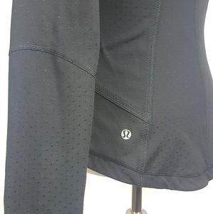 lululemon athletica Jackets & Coats - Lululemon Black Jacket Women's Size 10